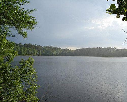 Большой Жерен озеро