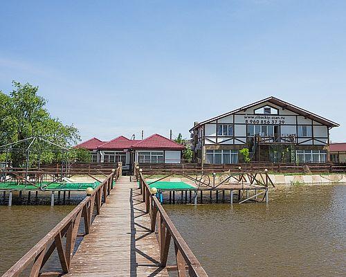 Рыболовно-охотничья база «Рыбацкий стан»