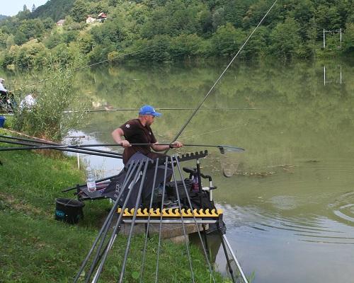 Чемпионат Европы по ловле поплавочной удочкой