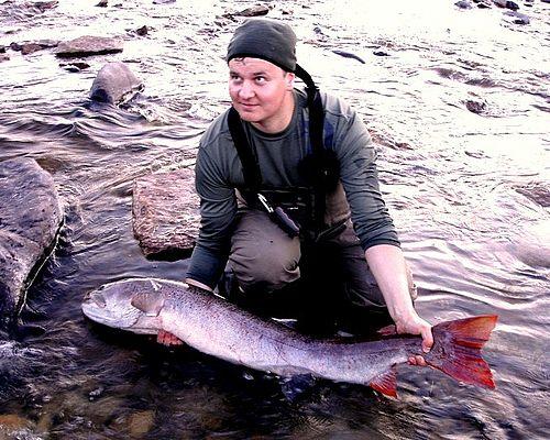 Рыболовный и охотничий тур по реке Учами
