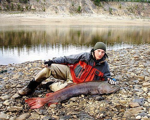 Рыболовный и охотничий тур на реке Таймура