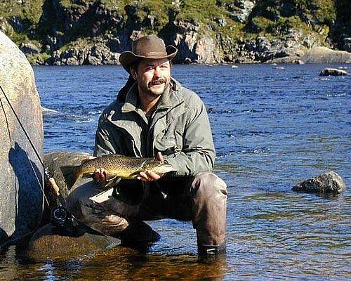 Рыбалка на реке Волонга