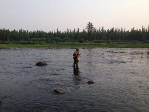 Тур на реку Бахта и ее притоки