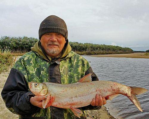 Рыбалка на Амурских островах