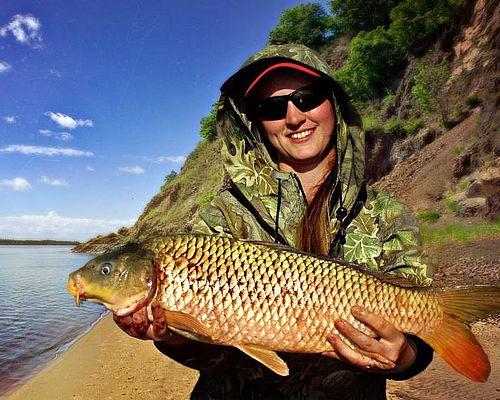Рыболовный тур «Дикий сазан на Амуре»