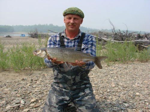 Рыбалка-сплав по реке Шевли