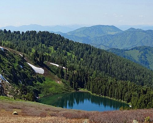 Крутинское озеро