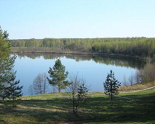 Платный водоем «Лесное озеро»