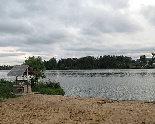 Стодольское озеро