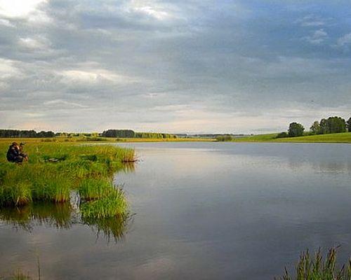 Озеро Крутишка