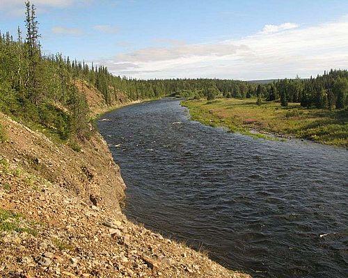 Рыболовный тур на Приполярный Урал (западный склон)