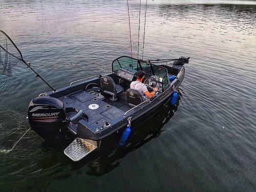 Рыбалка на Оке с Александром Ширмановым