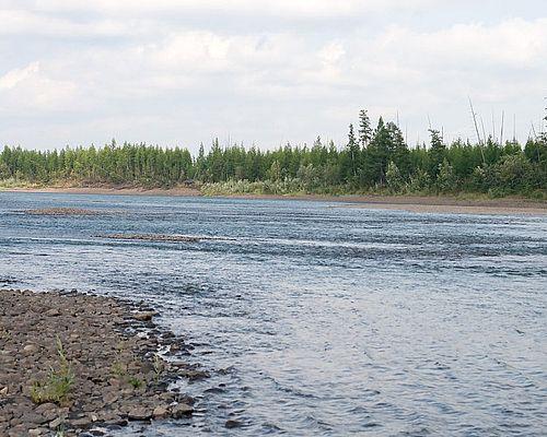 Рыболовный тур на реку Ундюлюнг