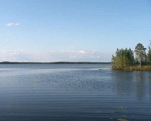 Глухое озеро (Томская область)