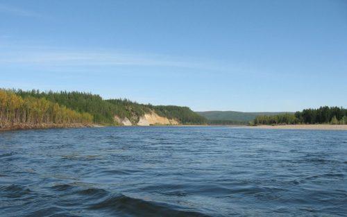 Рыболовный тур на реку Лямпушка