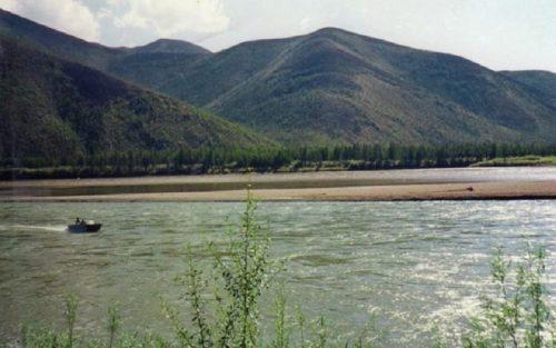 Рыболовный тур на реку Юдома