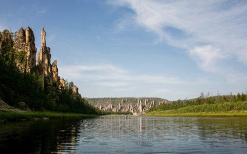 Рыболовный тур на реку Синяя