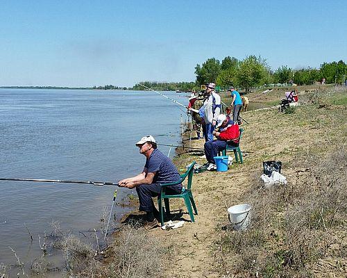 Рыбалка в Астрахани
