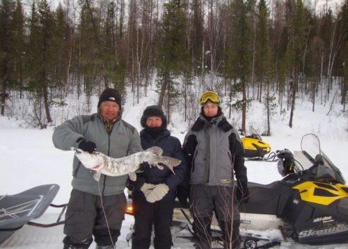 Рыбалка в Хакасии с Павлом