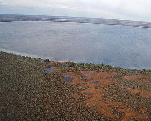 Варгато озеро