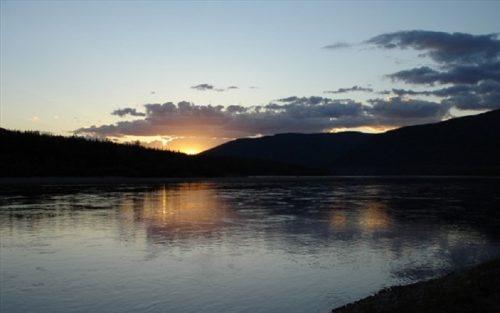 Рыболовный тур на реку Учур