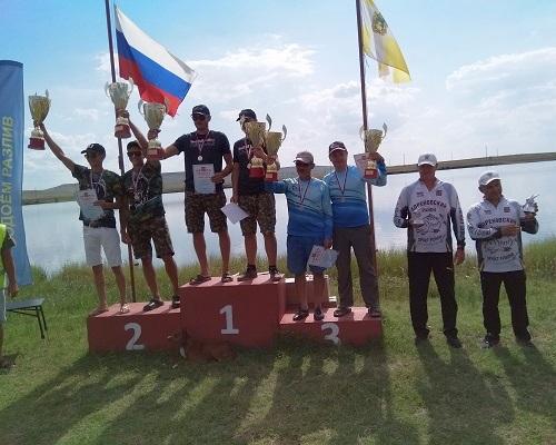 Межрегиональные отборочные соревнования по ловле карпа