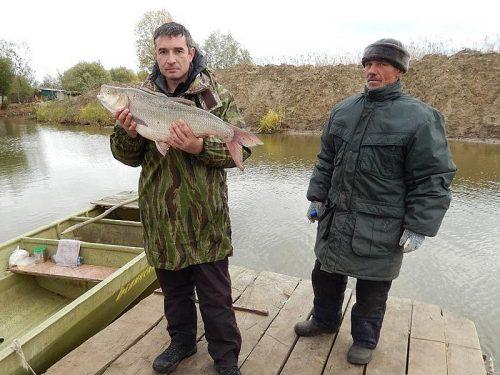 """Рыболовный клуб-отель """"Северный Каспий"""""""