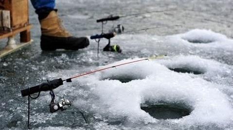 Ловля карпа в январе со льда