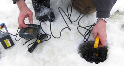 что нужно новичку для зимней рыбалки