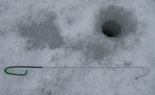 выбираем багор для зимней рыбалки