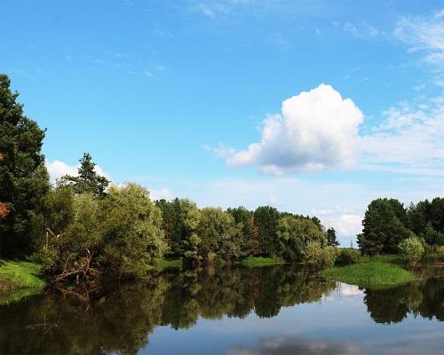 Рыбалка в Омской области