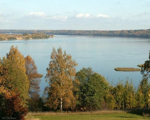 Рыбалка в Ивановской области
