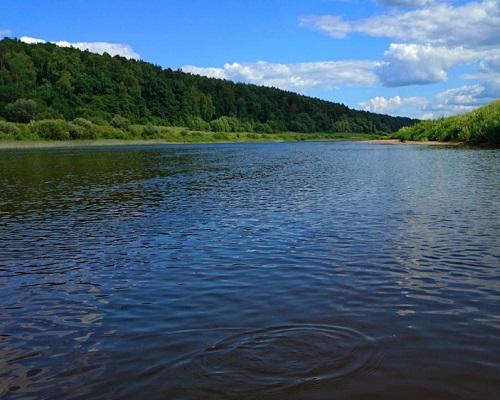 Рыбалка в Смоленской области