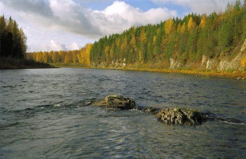 Рыбалка в Ханты-Мансийском автономном округе