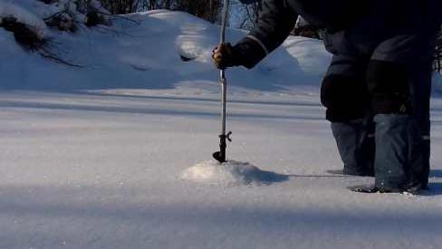Ловля жереха в декабре
