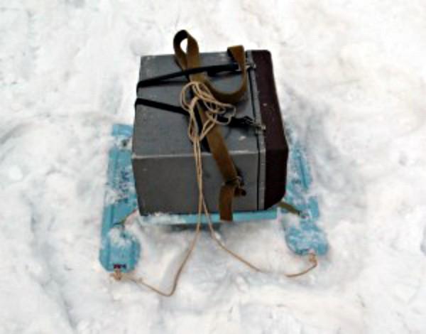 Ящик для рыболовных снастей. Фото 2