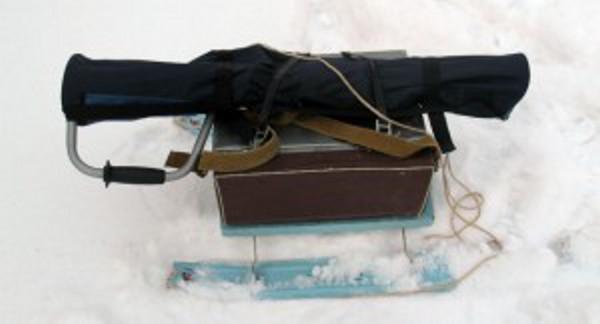 Ящик для рыболовных статей. Фото 3