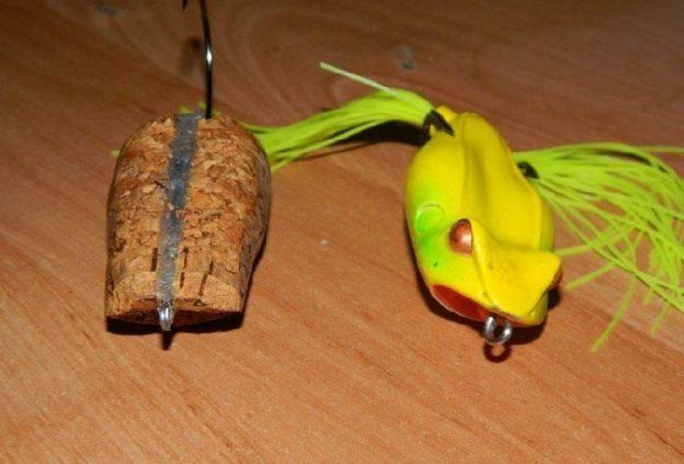 Лягушка на щуку своими руками изготовление приманки и ловля