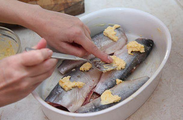 Голец как приготовить рецепт
